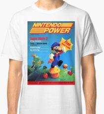 Nintendo Power - July/August 1988 Classic T-Shirt