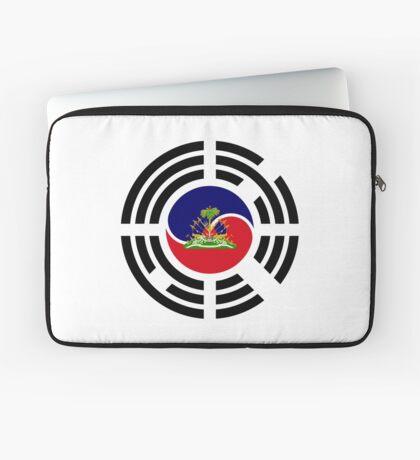 Korean Haitian Multinational Patriot Flag Series Laptop Sleeve