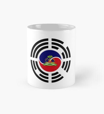 Korean Haitian Multinational Patriot Flag Series Mug