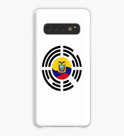 Korean Ecuadorian Multinational Patriot Flag Series Case/Skin for Samsung Galaxy