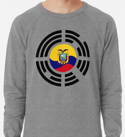 Korean Ecuadorian Multinational Patriot Flag Series Lightweight Sweatshirt