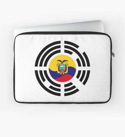 Korean Ecuadorian Multinational Patriot Flag Series Laptop Sleeve