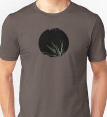 Haworthia Aloe Vera cactus succulent plant white spots T-Shirt