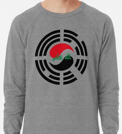 Korean Iraqi Multinational Patriot Flag Series Lightweight Sweatshirt