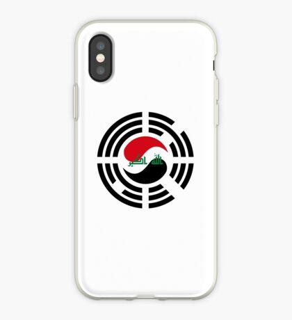 Korean Iraqi Multinational Patriot Flag Series iPhone Case