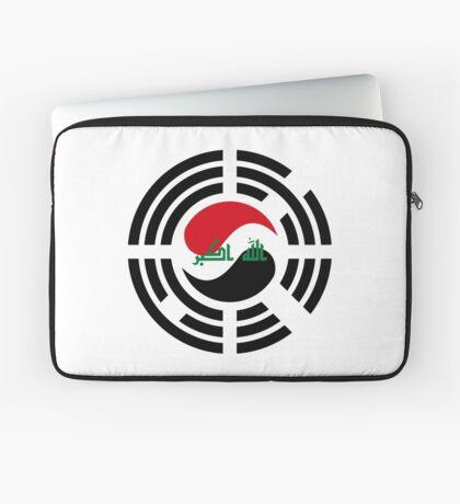 Korean Iraqi Multinational Patriot Flag Series Laptop Sleeve