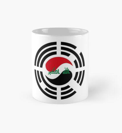 Korean Iraqi Multinational Patriot Flag Series Mug