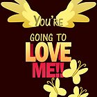 Quotes and quips - LOVE ME!! by MelisaOngMiQin