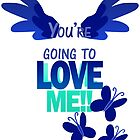 Quotes and quips - LOVE ME!! - inverted by MelisaOngMiQin