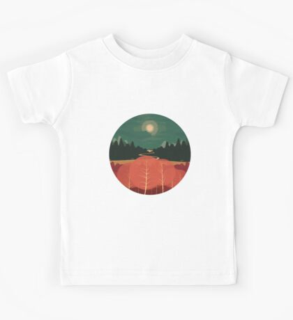 Midday Mountains Kids Clothes