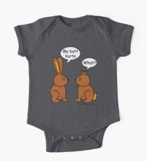 My Butt Hurts! - What? Kids Clothes