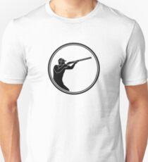 Mens Skeet Shooting T-Shirt