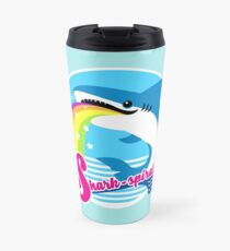 Be Shark-spirational! Travel Mug