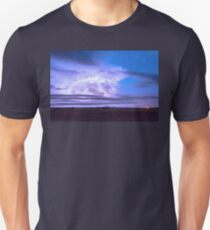 On The Edge Of A Storm Unisex T-Shirt