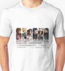 LOVELESS. Crisis Core.  T-Shirt