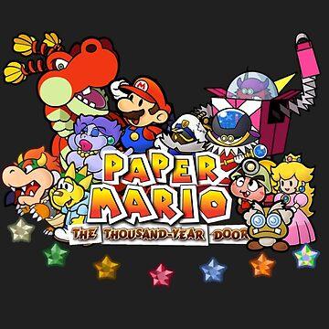 Paper Mario: The Thousand Year Door by bushidosempai