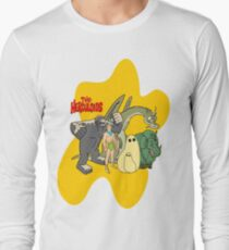 Classic Cartoons The Herculoids-  T-Shirt, Mugs, Bag and more Long Sleeve T-Shirt