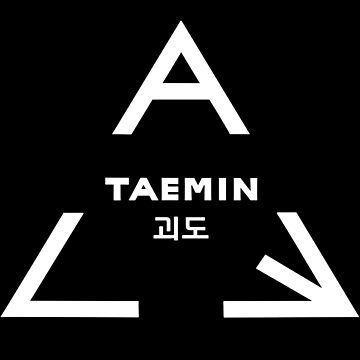 Taemin ACE Logo (White Version) by gdragon88