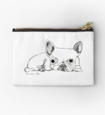 French Bulldog Studio Pouch
