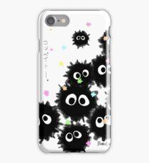 Soot Sprites iPhone Case/Skin