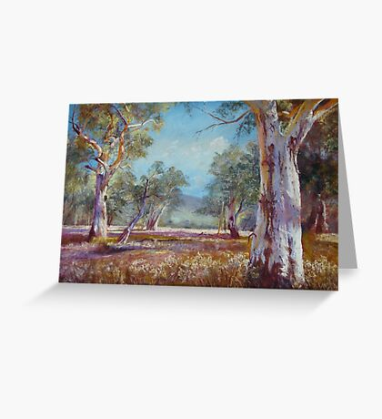 'Melrose Gums' Greeting Card