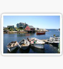 Peggy's Cove, Nova Scotia Sticker