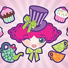 Mad Tea Party by prettycritters