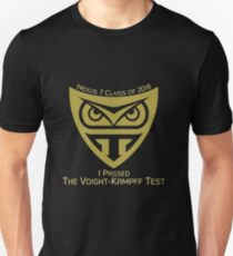 I Passed The Voight-Kampff Test T-Shirt