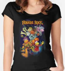 Fraggle Rock Women's Fitted Scoop T-Shirt