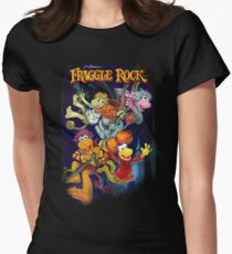 Fraggle Rock Women's Fitted T-Shirt