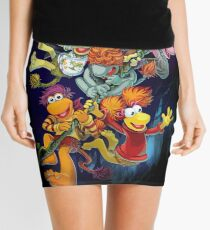 Fraggle Rock Mini Skirt