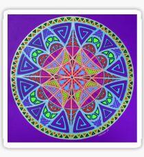 Alignment Mandala Sticker