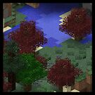 Map Generation - Lake and Forest by catterfly