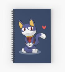 Rover Spiral Notebook