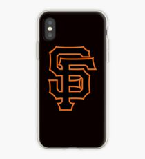 San Francisco Giants logo iPhone Case