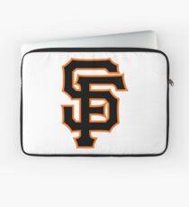San Francisco Giants logo Laptop Sleeve