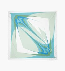 Tender touch. Abstract design Scarf