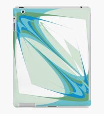 Tender touch. Abstract design iPad Case/Skin