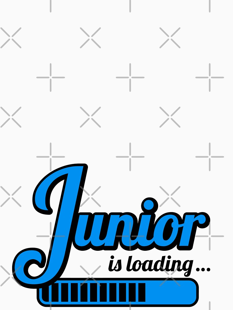Junior Is Loading … by MrFaulbaum