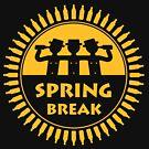 Spring Break (Dark Yellow) by MrFaulbaum