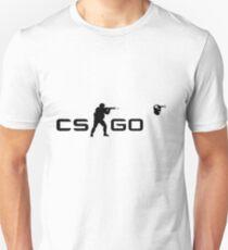 CSGO headshot Unisex T-Shirt