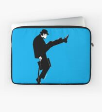 John Cleese Ministry of Silly Walks Laptop Sleeve