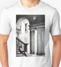 Vicenza, 2011, 50-70cm, graphite crayon on paper Unisex T-Shirt