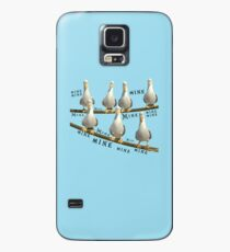 Mine! Seagulls from Finding Nemo Case/Skin for Samsung Galaxy