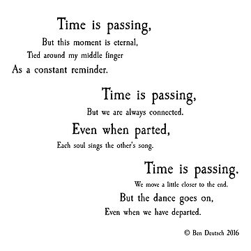 Time Is Passing by bendeutsch