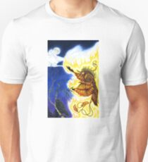 The Raven and The Phoenix Unisex T-Shirt