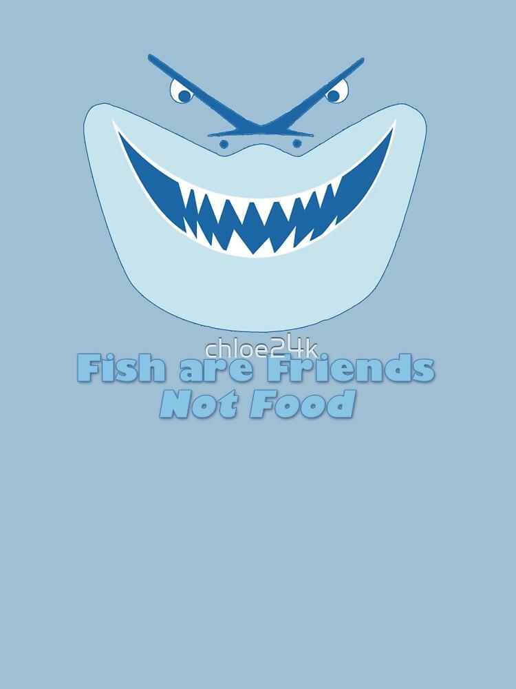 Los peces son amigos, no comida de chloe24k
