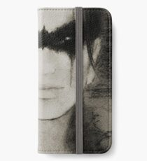 ANGE NOIR DARLING BOY iPhone Wallet