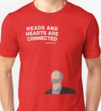 Heads and Hearts - Jeremy Corbyn T-Shirt