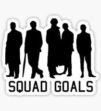Sherlock Squad goals Sticker